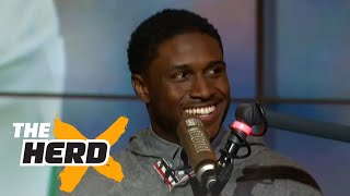 getlinkyoutube.com-Reggie Bush reveals the best player he ever played with | THE HERD (FULL INTERVIEW)