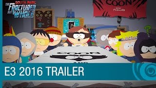 South Park: The Fractured But Whole - E3 2016 Trailer