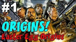 getlinkyoutube.com-CoD Zombies EASTER EGG Origins on ORIGINS! [1] ★ CoD Black Ops 2 Zombies