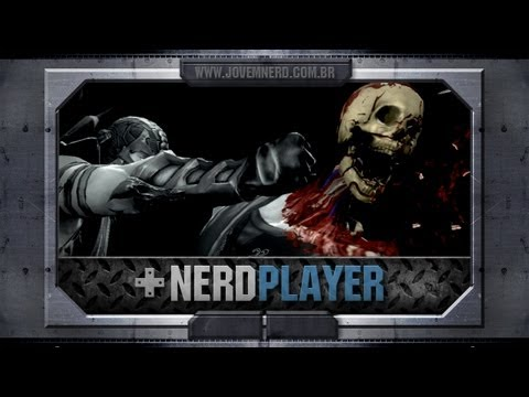 NerdPlayer 17 - Mortal Kombat - NO POWERS!
