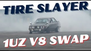 Tire Slayer Corolla DX V8