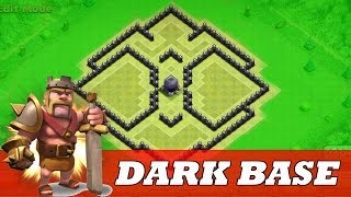 "getlinkyoutube.com-Clash Of Clans | ""TH7 DARK ELIXIR PROTECTION"" 