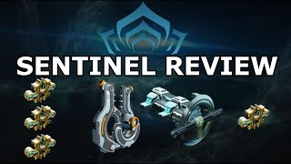 getlinkyoutube.com-Warframe - Sentinel Review - Helios & Deconstructor