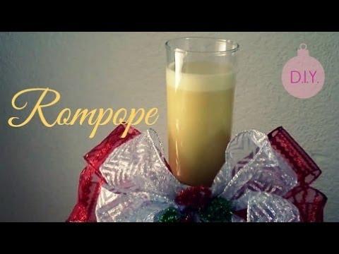 ¡Haz Rompope en 1 min.! (D.I.Y.) - Blooudland :)