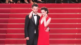 getlinkyoutube.com-Kristen Stewart, Robert Pattinson, Georges Lucas and more in Cannes