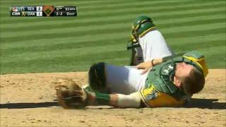 getlinkyoutube.com-MLB Catcher Injuries