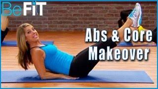 Abs & Core Makeover Workout: Denise Austin- Shrink Belly Fat