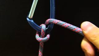 getlinkyoutube.com-ロープワークを動画で説明【イタリアンヒッチ(半マスト結び)】