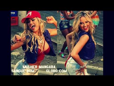 Mulher Mangaba - Hoje eu tô descontraída (Novela Sangue Bom/TV Globo)