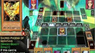 Yu-gi-oh 5d's Tag Force 5. Gemknight Deck vs Jaime