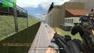 getlinkyoutube.com-Counter strike source zombie escape Rooftop_RunAway