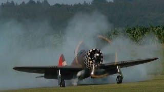 getlinkyoutube.com-P-47 RAZORBACK Moki 400