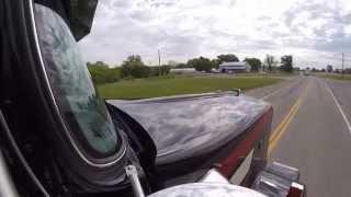 getlinkyoutube.com-Kenworth Icon 900 fleet reward truck ride along