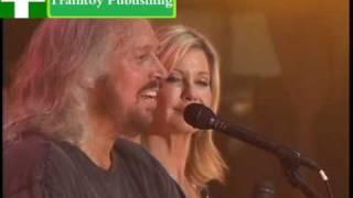 getlinkyoutube.com-How Do You Mend A Broken Heart-Barry Gibb And Olivia Newton-John-Sound Releif