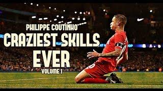 getlinkyoutube.com-Philippe Coutinho - Craziest Skills Ever | Volume 1 | HD