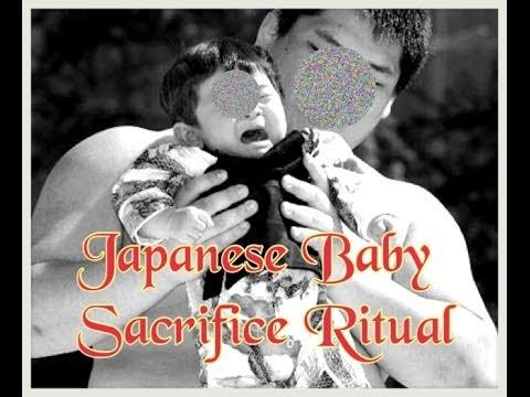 Japan's Baby Sacrifice Ritual 赤ちゃんを犠牲にする