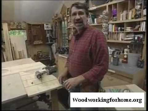 Original Woodworking Taunton Chest Plan & Design
