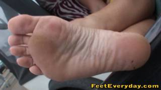 getlinkyoutube.com-Steph size 9 wrinkled soles.mpg