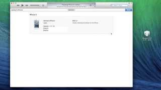 getlinkyoutube.com-How To Downgrade iOS 7 To iOS 6 1 3 & 6 1 4 On iPhone 5 4S 4 & iPod Touch 5G