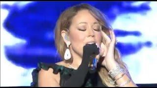 getlinkyoutube.com-Mariah Carey - PAINFUL Lip Syncing Fail (Jamaica 2015)