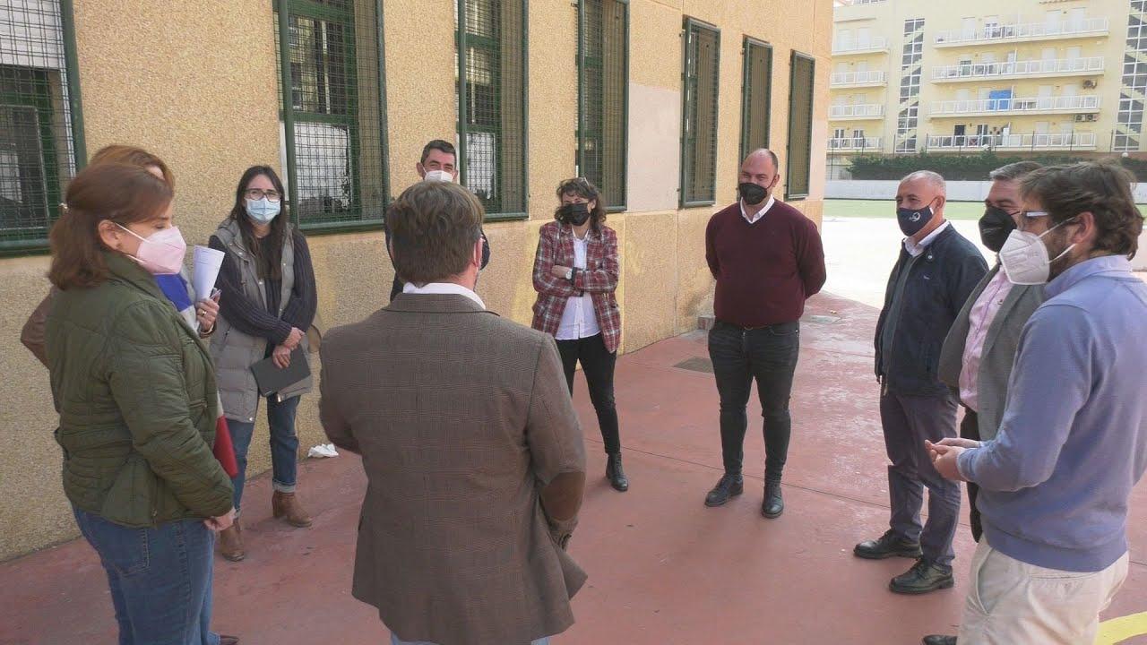 Comienzan las obras de ampliación del colegio San Luis