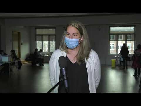 COVID-19 : La campagne de vaccination s'arrête sur la Côte