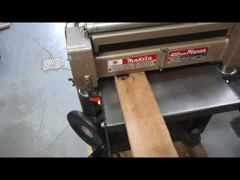 Makita 2040 in action Youtube Thumbnail