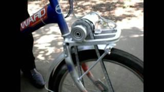 getlinkyoutube.com-Электропривод на велосипеде. Молдова с Казаяклия