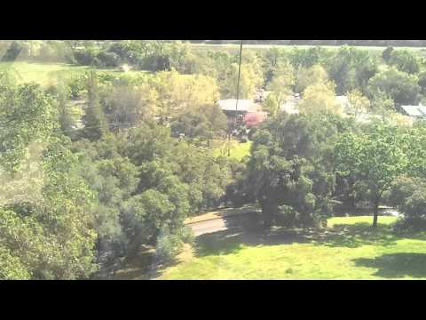 Aerial Tram from Sterling Vineyards  ~ Calistoga/Napa Valley