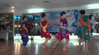 getlinkyoutube.com-Chikni Chameli show Choreographed by Mater Nareen in Yoga&Dance festival 2012 at Californiawowx SK23
