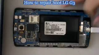 getlinkyoutube.com-How to repair boot LG G3 - Solution for all kinds of brick | xSolution