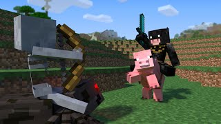 getlinkyoutube.com-How to make any mob your pet! (Minecraft)