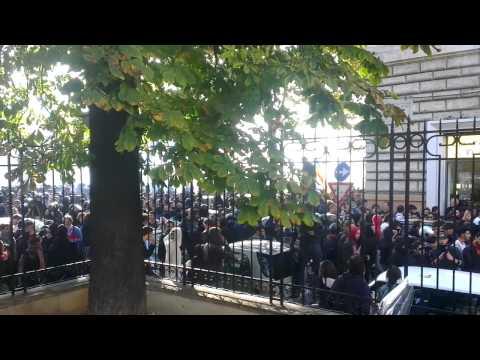 Lungotevere Roma  - 14 Novembre 2012 - Scontri Polizia
