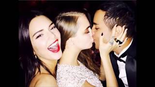CaKe - Cara Delevingne & Kendall Jenner (funny moments ft. GiGi Hadid, Kylie Jenner,..)