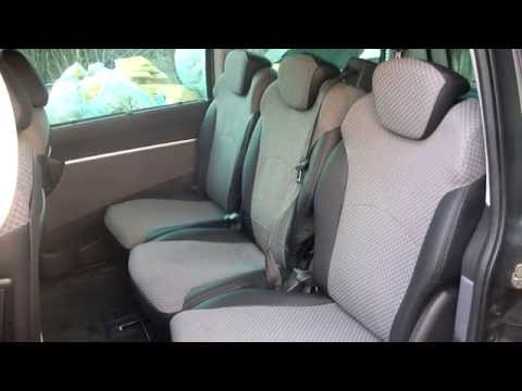 Перетяжка сидений велюр Peugeot 807 Минск MakeAvto.by