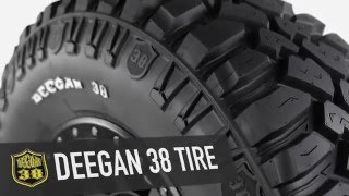 Mickey Thompson Deegan 38 Radial Tire Overview Tutorial