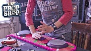 getlinkyoutube.com-Build the Back to the Future Hoverboard - DIY Prop Shop