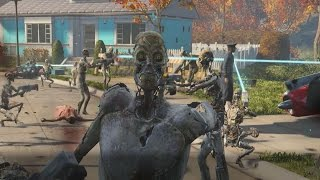 getlinkyoutube.com-Accidentally Unleashing 50 Synths In Fallout 4's Opening Scene - IGN Plays Live