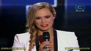Colombia Tiene Talento 2T - EL INDIO CHIMBILIN - GALAS EN VIVO - 8 de Julio de 2013.
