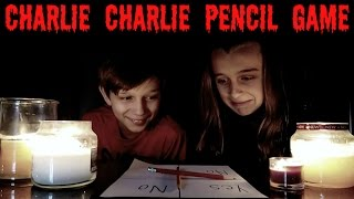 getlinkyoutube.com-CHARLIE CHARLIE PENCIL GAME CHALLENGE - SO SCARY!
