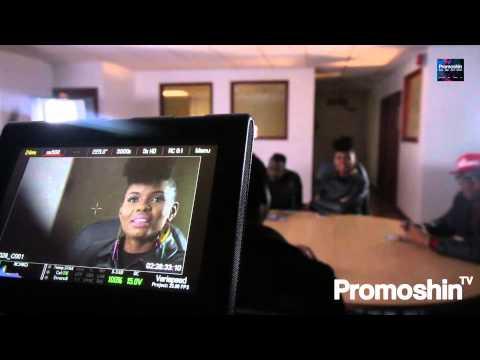 Yemi Alade | Duro Timi BTS @PromoshinTV