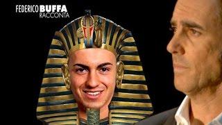 """getlinkyoutube.com-BUFFA RACCONTA """"La Maledizione del Faraone El Shaarawy"""""""