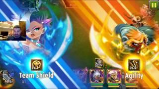 Magic Rush - Elite Crusade - 10/20/16 Stages 1-6 Passed