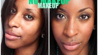 """getlinkyoutube.com-""""No Makeup"""" Makeup"""