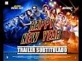 Happy New Year 2014 (Feliz Año Nuevo) - Trailer Oficial [Sub Español] || SRK