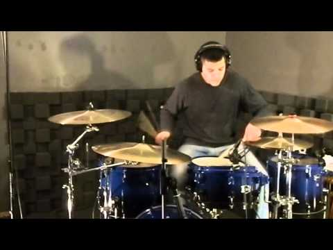 Bush - The Sound of Winter ( Drum Cover of Robin Goodridge )