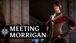 getlinkyoutube.com-Dragon Age: Inquisition - Meeting Morrigan
