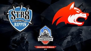 getlinkyoutube.com-Halo - Str8 Rippin vs. Denial - Halo Championship Series - Season 1 - Quarterfinal