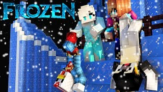 getlinkyoutube.com-Minecraft Mods | MORPH HIDE AND SEEK - DISNEY FROZEN MOD! (Let it Go, Frozen, Elsa)