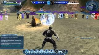 getlinkyoutube.com-DCUO - Open World: PvP - Blood 1v1 Tournament - smokebreak